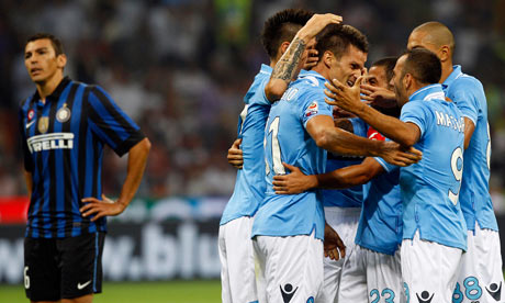 Inter Milan 0-3 Napoli