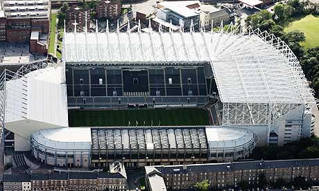 Newcastle United rename stadium in bid to smoke out new ...