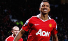 Manchester United's Nani contemplates move to Serie A