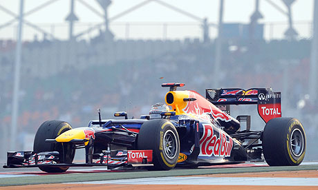 F1 vettel leads red bull stampede in p3 car news hq image by carnewshq