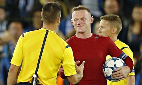 Wayne Rooney bounces back with hat-trick but 'wasn't worried' by barren spell