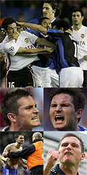 The many loveable faces of football