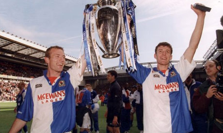 What Became of the Likely Lads? Blackburn 94-95