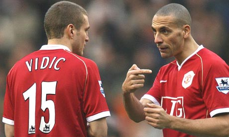 Rio and Vidic