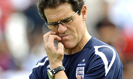 Can Capello iron out all the problems in the 19 days before they face the United States on 12 June? So many questions, so little time   Sam Wallace