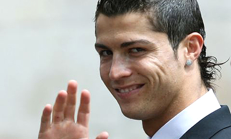 The battle of the broadsheets: The Guardian say Ronaldo is off to Real Madrid, The Telegraph deny the rumours