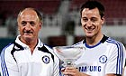 Phil Scolari and John Terry