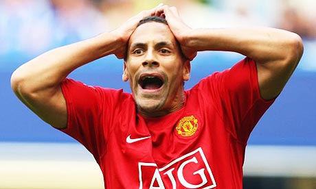 Rio Ferdinand is in hot water after calling Alan Wiley a sh*t ref