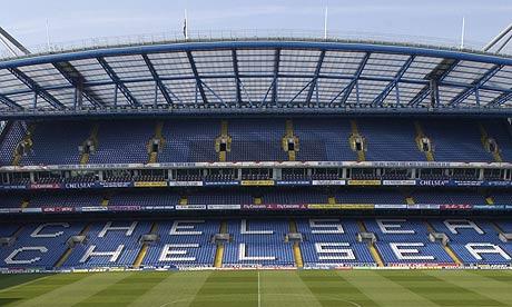 ... towards leaving Stamford Bridge for new home | Football | The Guardian  Stamfordbridge
