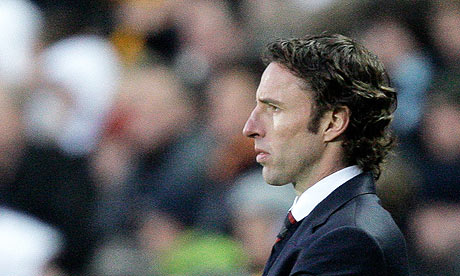 Southgate - Has a very tough task on his hands