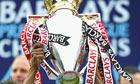 Barclays Premier League trophy