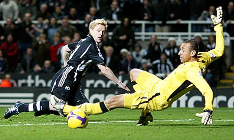Duff - Wholl ever forget that last minute winner v Spurs?