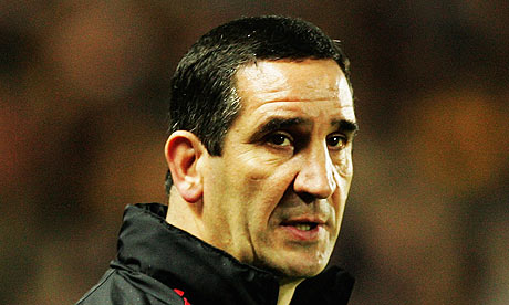 Ricky Sbragia has left his post as manager of Sunderland.