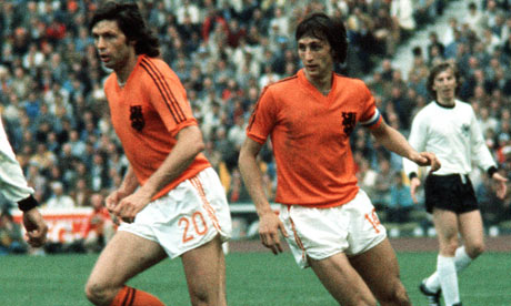 The Best Teams Never to Win the World Cup: Holland 1974