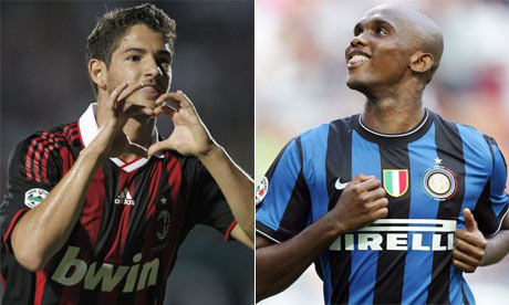 Sampdoria want either Alexandre Pato or Samuel Etoo to lead the line next season [Football Italia]