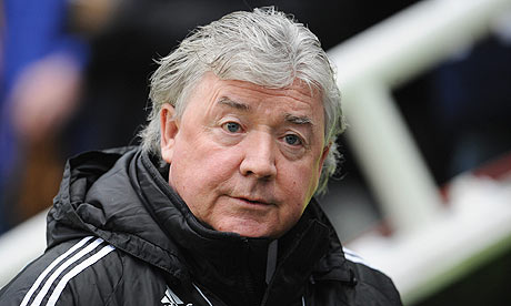 Kinnear - Wont be returning as Newcastle manager