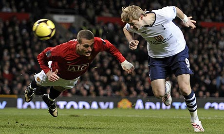 Silverware within touching distance as Manchester United host Spurs in the Carling Cup