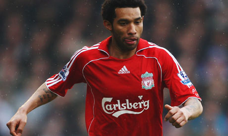 The Liverpool manager Rafa Benitez doesn't seem to have got the best out of Jermaine Pennant