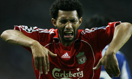 I dont see how a player can play at an average team and be great and go to Liverpool and be not as great. It should be a lot easier   Jermaine Pennant
