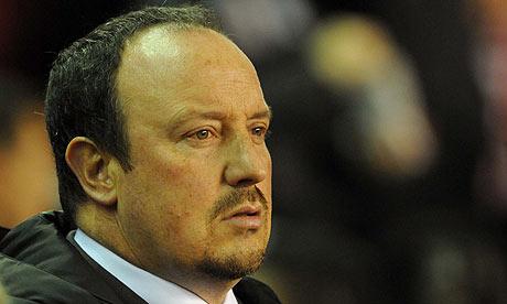El ex entrenador del Liverpool, crítico con el actual 'míster' Rafael-Benitez-insists-Li-001