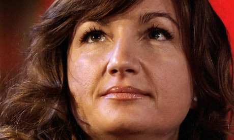 Karren Brady, former managing director of Birmingham