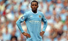 Robinho of Manchester City