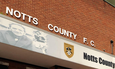 Notts County, Meadow Lane