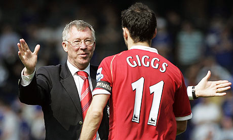 The most experienced Manchester United could sign a new one-year contract. United has put to the Welshman offer and on Giggs is just to sign