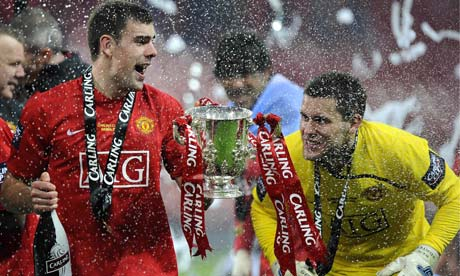 Carling Cup, Man United, Ben Foster