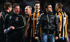 Cesc Fabregas comes on to the pitch after the the FA Cup tie between Arsenal and Hull