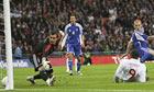 England go ahead against Slovakia