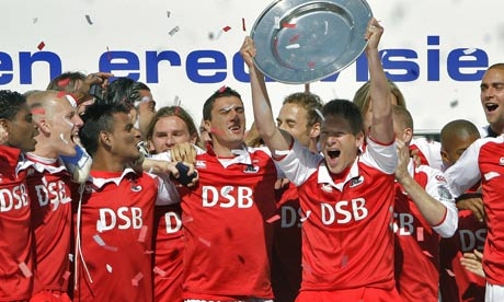 My Eredivisie team of the year: a shop window for the rest ...