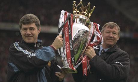 Alex Ferguson, Manchester United, Premier League champions