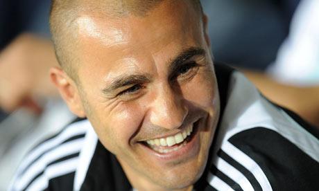 Fabio Cannavaro's return to Juventus riles fans | Football | The Guardian - Fabio-Cannavaro-who-is-re-001