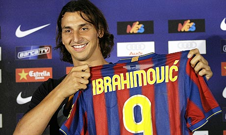 Zlatan: the €68million question