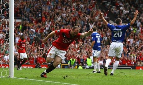 Rooney vs Birmingham