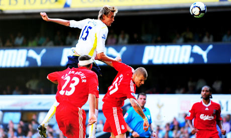 Peter Crouch Tottenham Liverpool