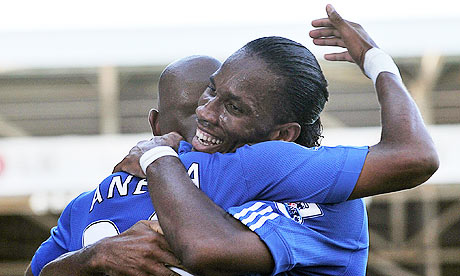 Milan interested in signing Chelseas Nicolas Anelka and Didier Drogba