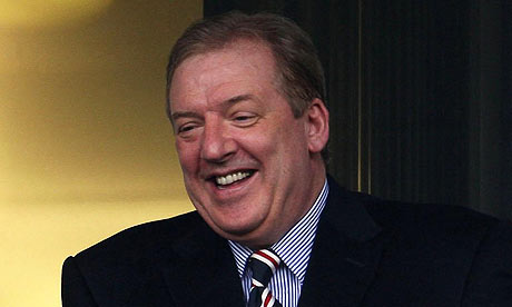 Sir David Murray, chairman of MIH, image courtesy of The Guardian