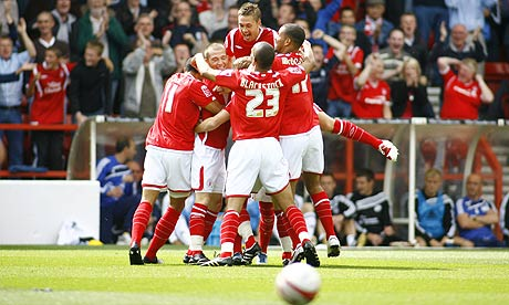 Nottingham Forest v Plymouth Argyle
