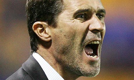 VIDEO: Roy Keane (Ipswich) mocks Arsene Wengers (Arsenal) input on Le Hand of Henry