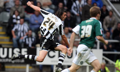 Newcastle v Plymouth - Carroll