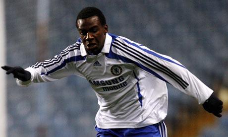 Gaël Kakuta, the Chelsea attacking midfielder
