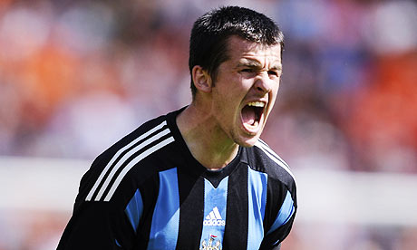 Joey Barton could be like a new signing for Newcastle United when he returns.