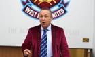 David Sullivan, the new West Ham owner