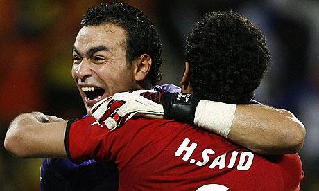 Joy for Egypt