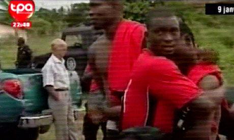 Togo abandona la Copa de África