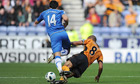 Wigan Athletic v Wolverhampton Wanderers