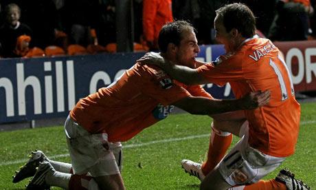 Luke Varney and David Vaughan