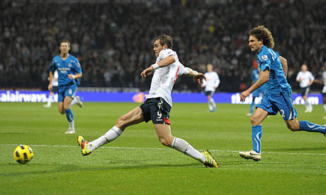 Johan Elmander Bolton Wanderers v Newcastle United Premier League - The Reebok Stadium